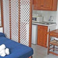 Отель Estel Blanc Apartaments - Adults Only Стандартный номер с различными типами кроватей фото 11