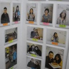 Отель Shinchon Hongdae Guesthouse 2* Стандартный номер с 2 отдельными кроватями фото 12