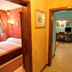 Отель Guest House Forza Lux 4* Номер Комфорт с различными типами кроватей фото 5