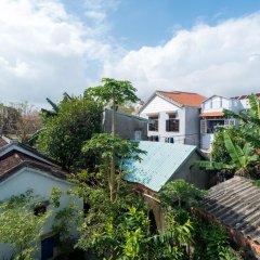 Отель Quynh Long Homestay 3* Кровать в общем номере с двухъярусной кроватью фото 8