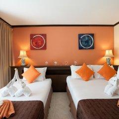 Отель Pinnacle Samui Resort 3* Стандартный номер с различными типами кроватей фото 8