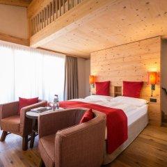 Hotel Spitzhorn 3* Стандартный семейный номер с двуспальной кроватью фото 3