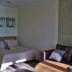 Апартаменты Комфорт комната для гостей фото 4