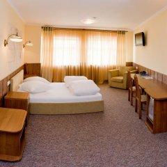 Гостиница Навигатор 3* Улучшенный номер с различными типами кроватей