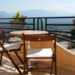 Отель Guesthause villa joanna&mattheo Албания, Саранда - отзывы, цены и фото номеров - забронировать отель Guesthause villa joanna&mattheo онлайн балкон