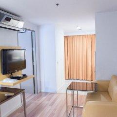Отель Citadines Sukhumvit 16 Bangkok Таиланд, Бангкок - 1 отзыв об отеле, цены и фото номеров - забронировать отель Citadines Sukhumvit 16 Bangkok онлайн комната для гостей фото 4