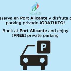 Hotel Port Alicante городской автобус