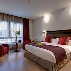 Отель Crowne Plaza Madrid Airport 4* Номер Делюкс с различными типами кроватей фото 6