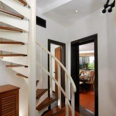 Отель Mangosteen Ayurveda & Wellness Resort 4* Семейный люкс с двуспальной кроватью фото 12