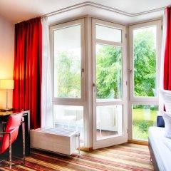 Leonardo Hotel München City West 4* Номер Комфорт с различными типами кроватей фото 2