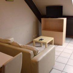 Отель Condo Gardens Antwerpen Студия с различными типами кроватей фото 5