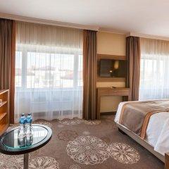 Гостиница DoubleTree by Hilton Tyumen 4* Стандартный номер разные типы кроватей фото 3