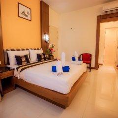 Отель Kata Blue Sea Resort комната для гостей фото 5