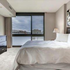 Отель Bridgestreet at Newseum Residences 3* Апартаменты с различными типами кроватей фото 5