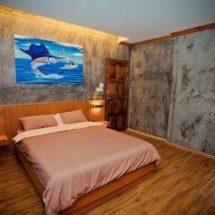 Отель Chaphone Guesthouse 2* Номер Делюкс с разными типами кроватей фото 3