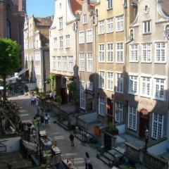 Отель ApartFlat Mariacka балкон