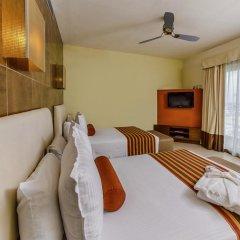 Отель Krystal Urban Cancun комната для гостей фото 7