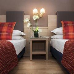 Отель Nord Nuova Roma 3* Стандартный номер с различными типами кроватей фото 7