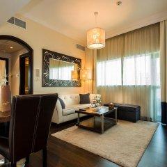 First Central Hotel Suites 4* Представительский люкс с различными типами кроватей фото 6