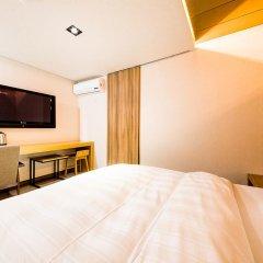 Seocho Cancun Hotel 2* Улучшенный номер с различными типами кроватей фото 2