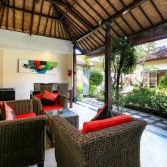 Отель Aleesha Villas 3* Улучшенная вилла с различными типами кроватей фото 17