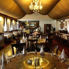Отель Ashok Country Resort питание