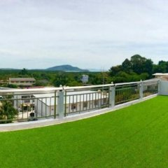Отель Baan Palad Mansion бассейн