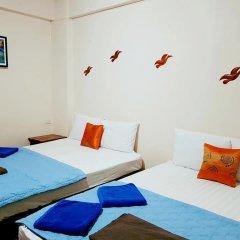 Отель Ban Punmanus Guesthouse Таиланд, Краби - отзывы, цены и фото номеров - забронировать отель Ban Punmanus Guesthouse онлайн комната для гостей фото 4