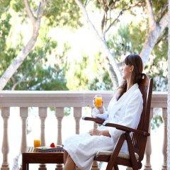Cap Vermell Beach Hotel 3* Улучшенный номер с различными типами кроватей фото 8