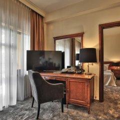 Grand Hotel Stamary Wellness & Spa удобства в номере фото 2