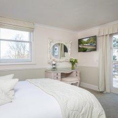 Отель Tasburgh House 4* Улучшенный номер с различными типами кроватей фото 3
