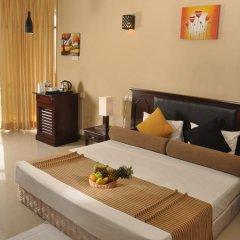 Отель Laya Beach 3* Номер Делюкс с различными типами кроватей фото 4
