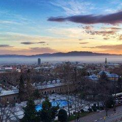 Kent Hotel Турция, Бурса - отзывы, цены и фото номеров - забронировать отель Kent Hotel онлайн балкон