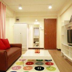 Отель BB Home Таиланд, Бангкок - отзывы, цены и фото номеров - забронировать отель BB Home онлайн комната для гостей фото 3