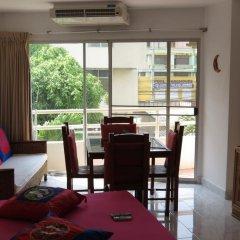 Апартаменты View Talay 1B Apartments Апартаменты с различными типами кроватей фото 16