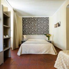 Отель Albergo Firenze 3* Стандартный номер с различными типами кроватей фото 10