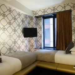 Room Mate Grace Boutique Hotel 3* Стандартный номер с различными типами кроватей фото 10