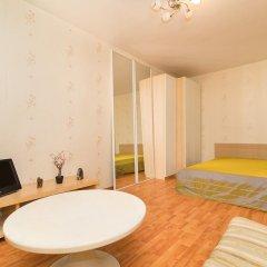 Апартаменты Apartment on Blyukhera Апартаменты с различными типами кроватей фото 7