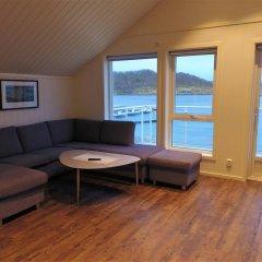 Отель Saltstraumen Brygge 3* Апартаменты с различными типами кроватей фото 12
