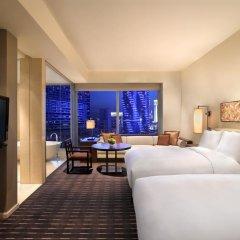 Отель Grand Hyatt Macau 5* Номер Делюкс с разными типами кроватей