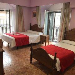 Отель Hostal Playa комната для гостей фото 3