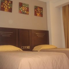 Отель Paradise Kings Club Улучшенные апартаменты с различными типами кроватей