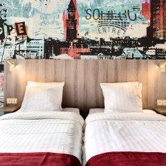 Отель Good Morning + Helsingborg 3* Номер категории Эконом с различными типами кроватей фото 3