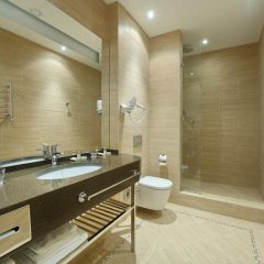 Гостиница Санаторий Машук Аква-Терм в Иноземцево 1 отзыв об отеле, цены и фото номеров - забронировать гостиницу Санаторий Машук Аква-Терм онлайн ванная