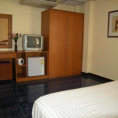 Отель Patong Rose Guesthouse 2* Улучшенный номер с различными типами кроватей фото 2