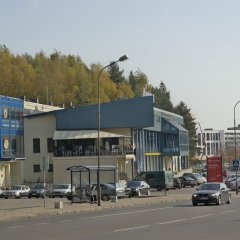 Отель Baltazaras парковка