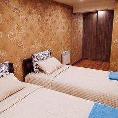Бугров Хостел Стандартный номер с разными типами кроватей (общая ванная комната) фото 10