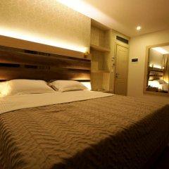 Capital Tirana Hotel 3* Стандартный номер с двуспальной кроватью фото 3