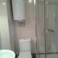 Отель Studio Cote D Azur Болгария, Поморие - отзывы, цены и фото номеров - забронировать отель Studio Cote D Azur онлайн ванная фото 2