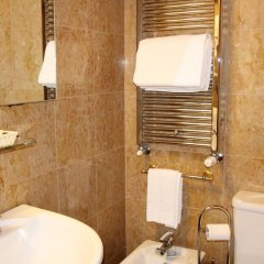 SantAmbroeus hotel ванная фото 2